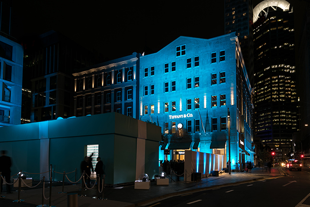 Tiffany & Co. opens its first New Zealand store! (фото 1)
