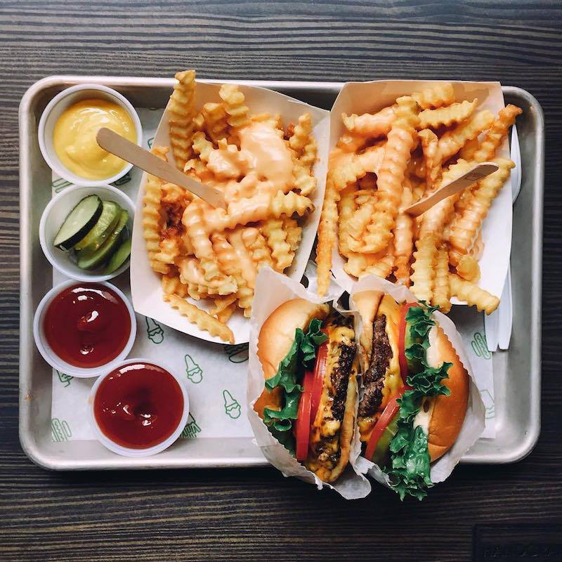 You'll soon be able to eat Shake Shack at home (фото 1)