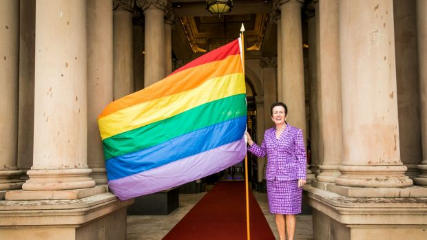 Something to celebrate: same-sex couples will marry for free in Sydney (фото 1)
