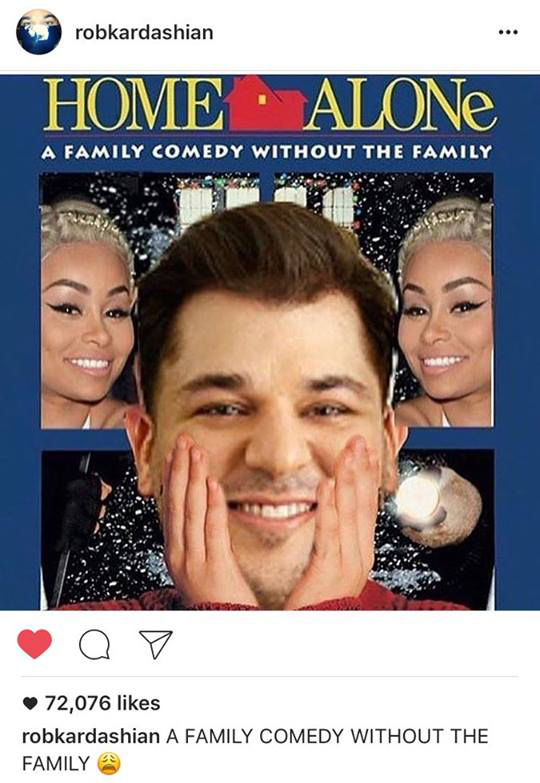 Rob and Blac Chyna: why we can't look away