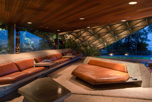 One of Hollywood's most iconic houses has been gifted to LACMA (фото 1)