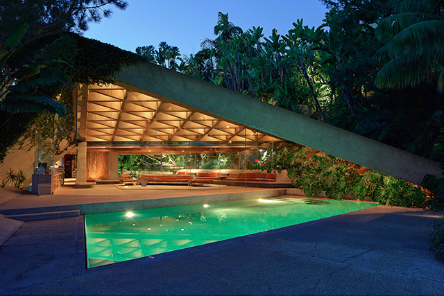 One of Hollywood's most iconic houses has been gifted to LACMA (фото 3)