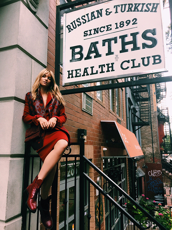 Model Elyse Taylor's NYC borough guide: East Village (фото 4)
