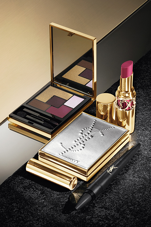 Tough luxe: a cool girl's guide to beauty, care of YSL (фото 5)