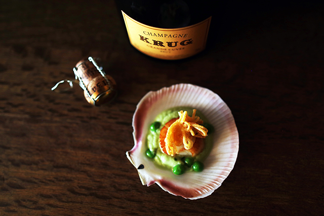 Guilty pleasures: 5 Australian chefs create a champagne special (фото 1)