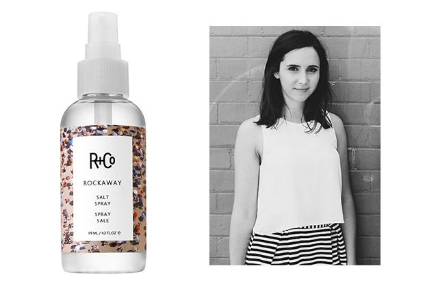 The Buro team's tried & tested: salt sprays