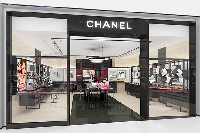 Chanel Beauty and Fragrance Boutique Claremont