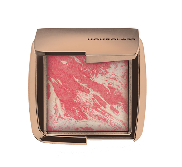 Are you wearing too much blush?