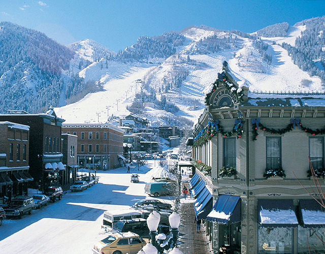 Buro city guide: Aspen