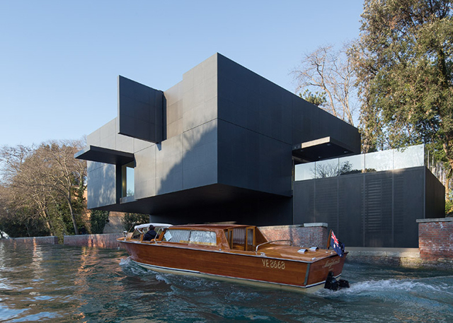 Australian design makes a splash in Venice - literally