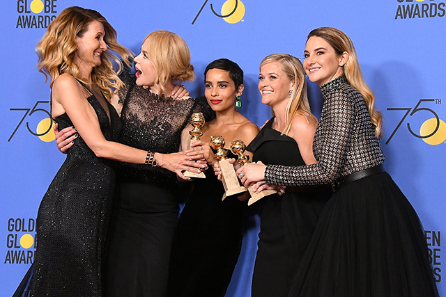 Big Little Lies Season 2 cast. Image: Getty
