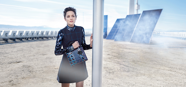 Exclusive: Marion Cotillard talks Dior, paparazzi and motherhood