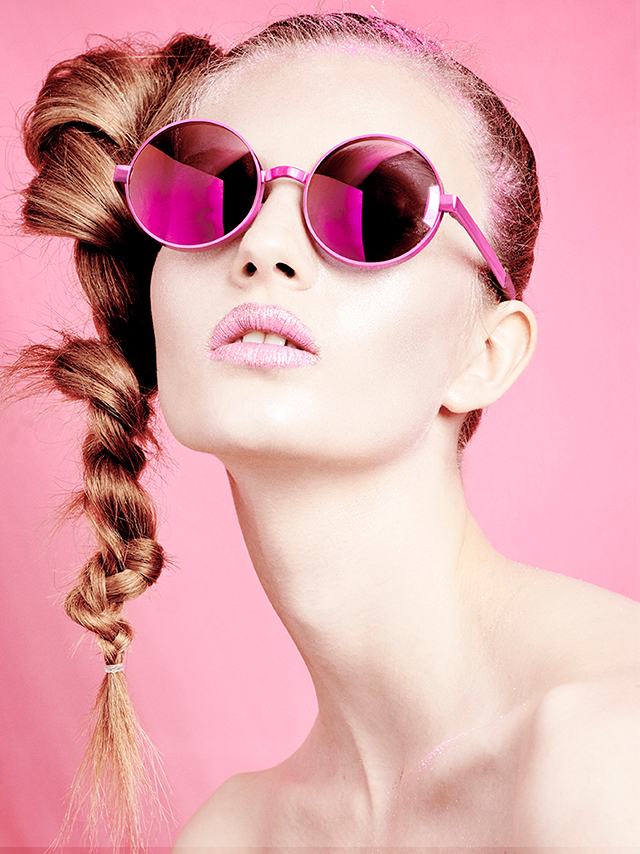 Super shades: House of Holland's pop-tastic new eyewear collection (фото 1)