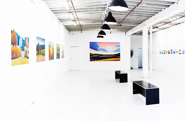 Art scene secrets: inside Sydney's edgiest gallery