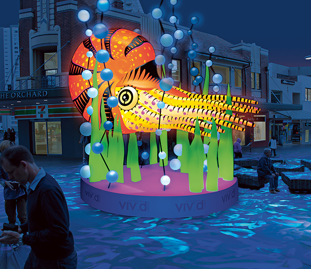 Top ten: the insider's guide to the Vivid Sydney festival