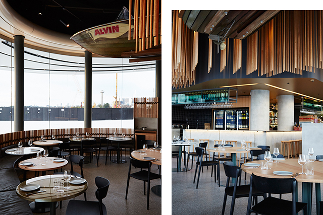 Barangaroo has a knockout new sustainable seafood diner