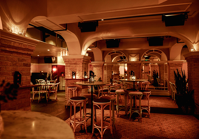 Meet Della Hyde: the Sydney bar inspired by Wes Anderson's films (фото 2)