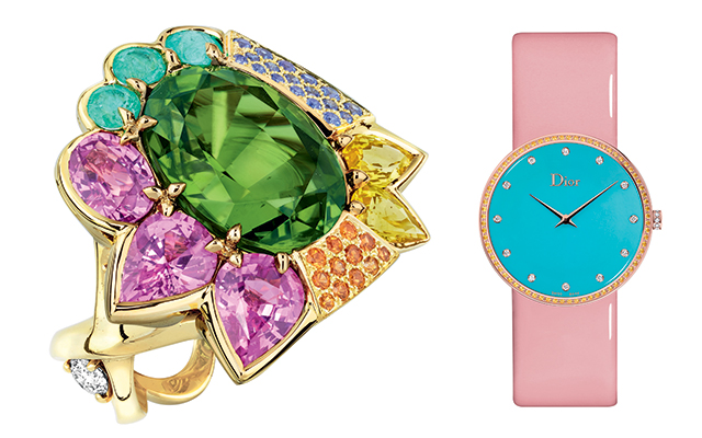 Colour me happy: Dior's must-see kaleidoscopic treasures