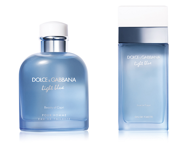 Dolce & Gabbana have bottled up the essence of Capri