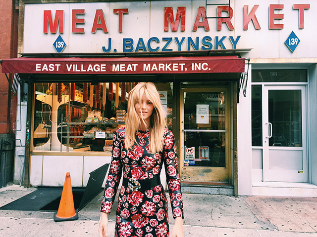 Model Elyse Taylor's NYC borough guide: East Village (фото 6)