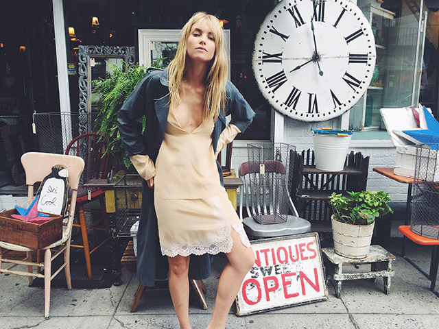 Model Elyse Taylor's NYC borough guide: East Village (фото 3)