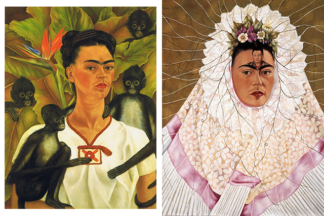 There's a Frida Kahlo/Diego Rivera exhibit coming to Sydney! (фото 1)