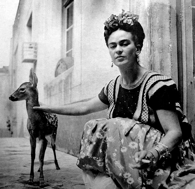 There's a Frida Kahlo/Diego Rivera exhibit coming to Sydney! (фото 3)