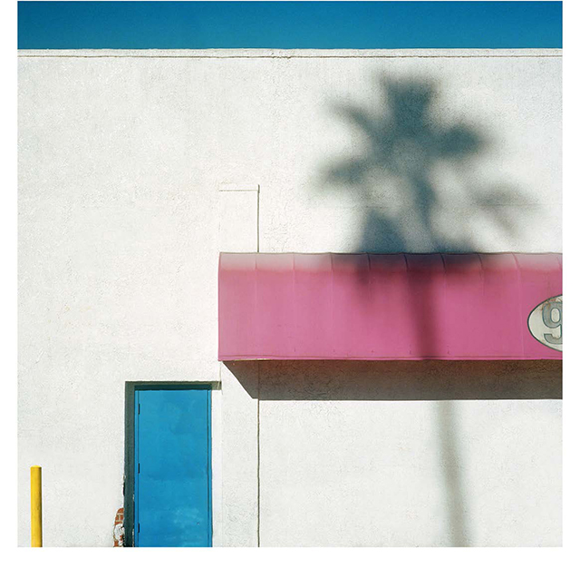 City of angels: George Byrne's lonely LA streetscapes (фото 2)