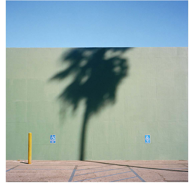 City of angels: George Byrne's lonely LA streetscapes (фото 5)