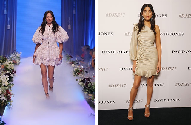 Five minutes with model and actress Jessica Gomes