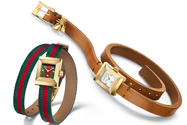 Time for a change at Gucci: the Pre Basel 2016 collection