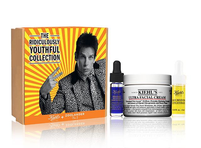Really, really, ridiculously hydrating: the Zoolander X Kiehl's collab