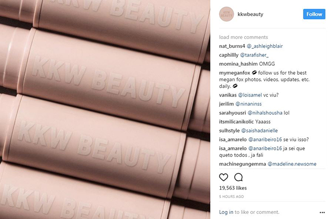 Kim Kardashian's beauty brand is coming, here's what we know so far (фото 1)
