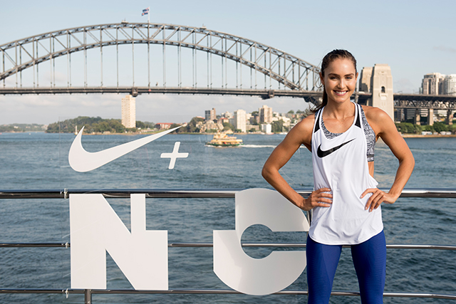 Here's what it takes to look like Nike master trainer Kirsty Godso (фото 3)
