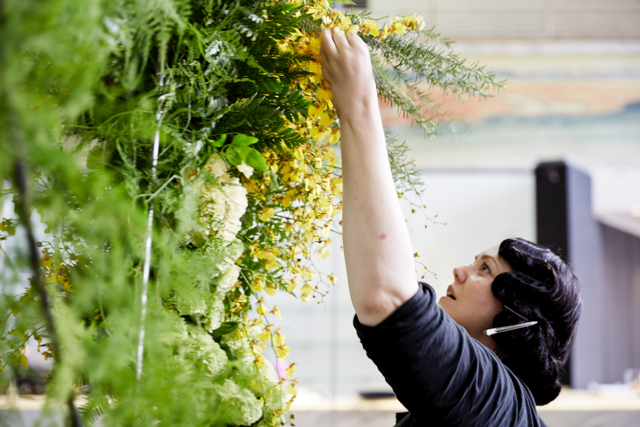 Doctor who? Meet the florist/artist/academic taking over Carriageworks