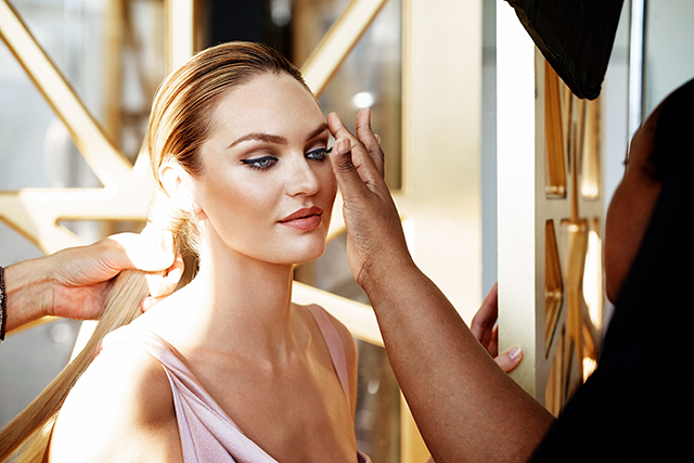 Inside Victoria's Secret Angel Candice Swanepoel's beauty routine