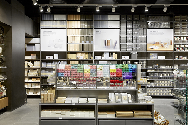 Japanese retailer MUJI recently opened its seventh store in Canada, at the  Scarborough Town Centre. - Jai Lee/photo