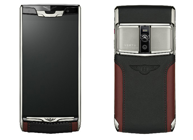 Everyday luxury: Bentley's new smartphone (фото 1)