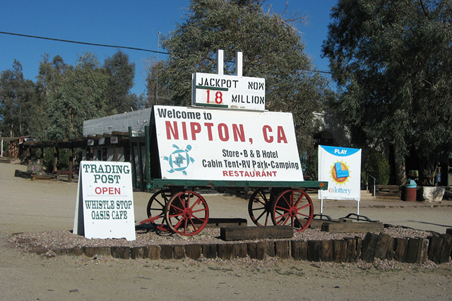 Welcome to dope town, California's first 'green' tourist destination (фото 1)
