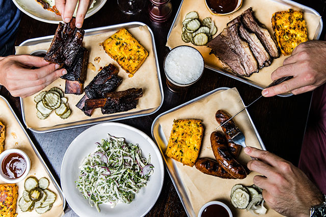 Potts Point Hotel smoked meats