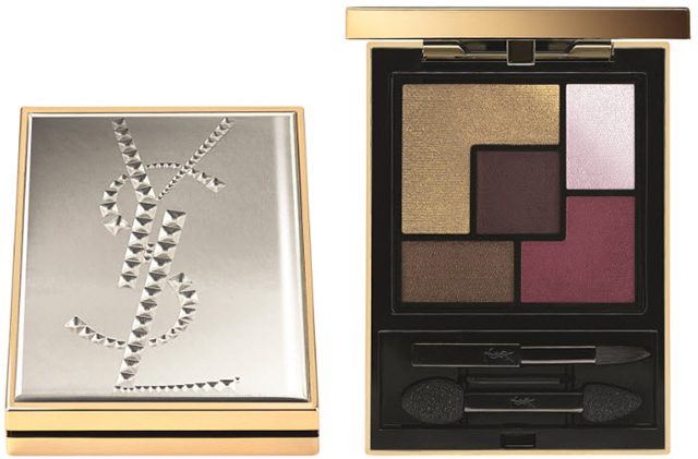 Tough luxe: a cool girl's guide to beauty, care of YSL (фото 2)