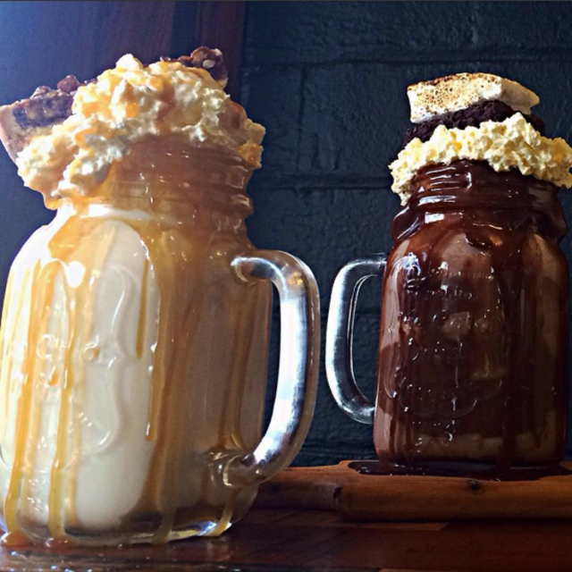 Are you game? The 5 most insane #freakshakes in the country