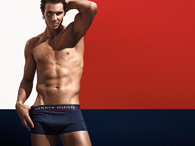 Exclusive: Rafael Nadal talks posing for Tommy Hilfiger (фото 1)
