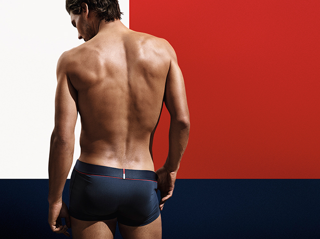 Exclusive: Rafael Nadal talks posing for Tommy Hilfiger (фото 2)