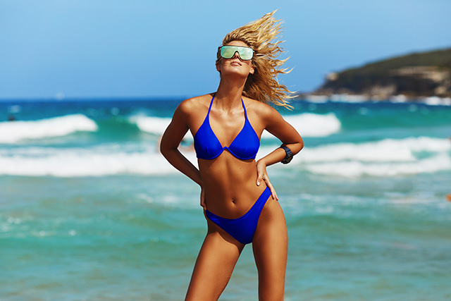 Acceptable in the '80s: Seafolly's latest collection is the ultimate throwback (фото 2)