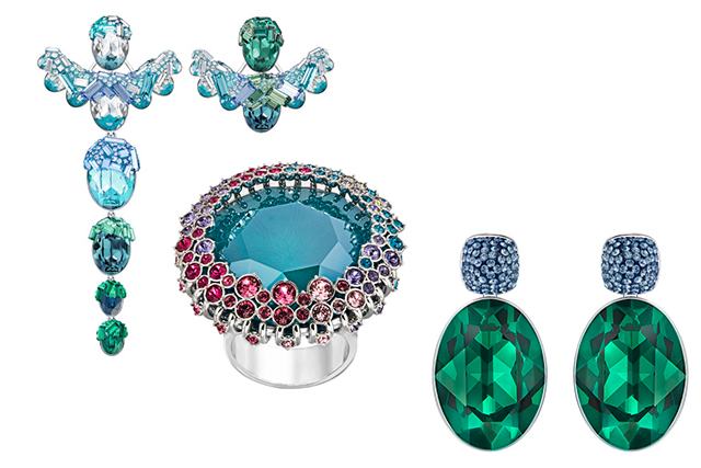 Treasure trove: Swarovski's dazzling Sea of Sparkle collection