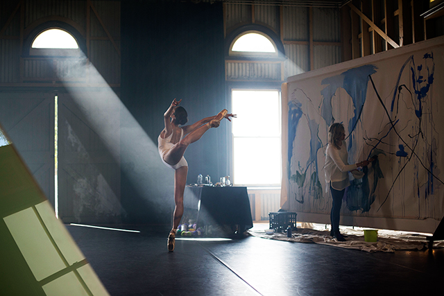 Dance meets installation: inside the Telstra Ballet Dancer Award