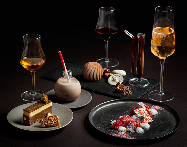 London's first ever dessert restaurant has ALL the chocolate