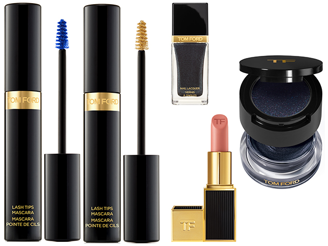 Dark magic: new Tom Ford make-up you need for party season