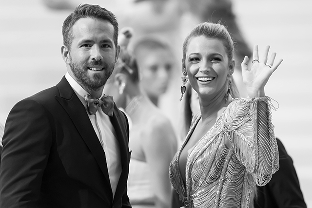Blake Lively and Ryan Reynolds (image: Gilbert Carrasquillo/GC Images)